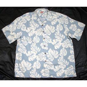 Hilo Hattie Short Sleeve Button Hawaiian Shirt